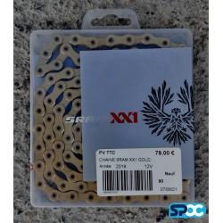 CHAINE SRAM XX1 GOLD